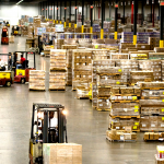 How can warehouses better manage their space?