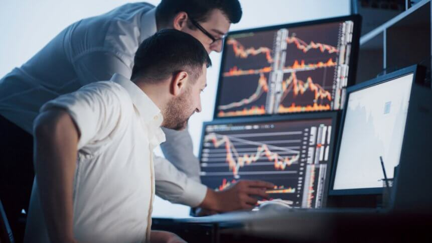 Can AI beat fund managers in today's data driven world?