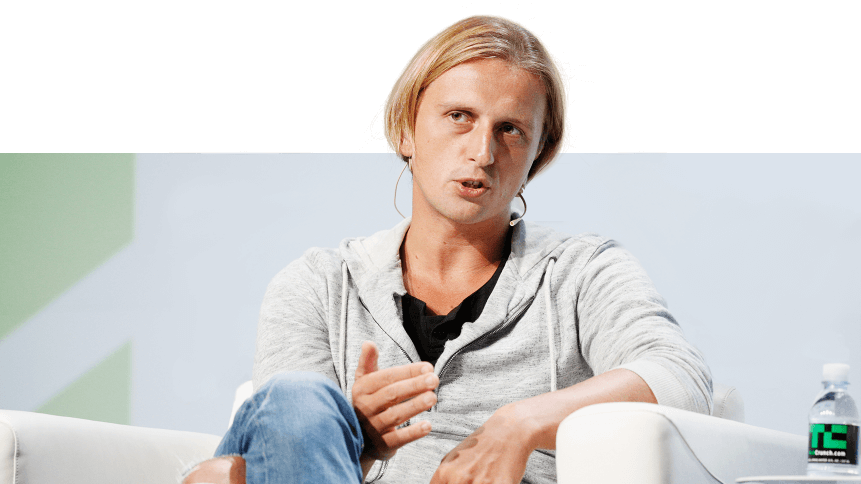 Revolut CEO Nikolay Storonsky has a bright future ahead.