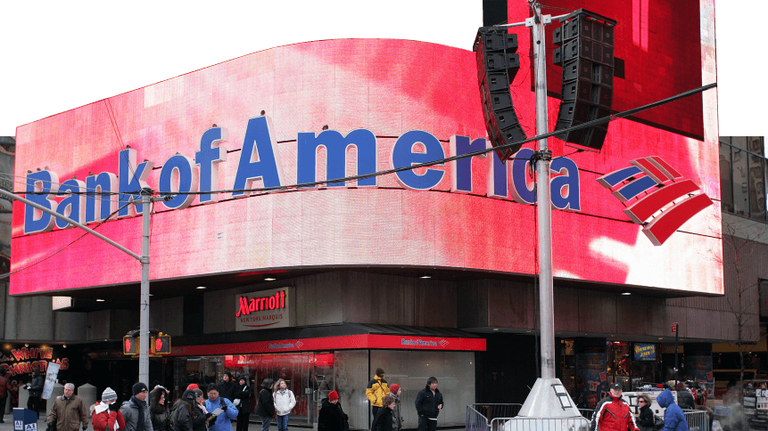 How did Bank of America's chatbot Erica win over customers?