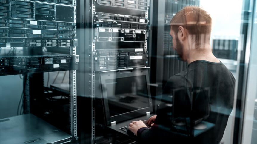 The era of hyperscale data centers are upon us