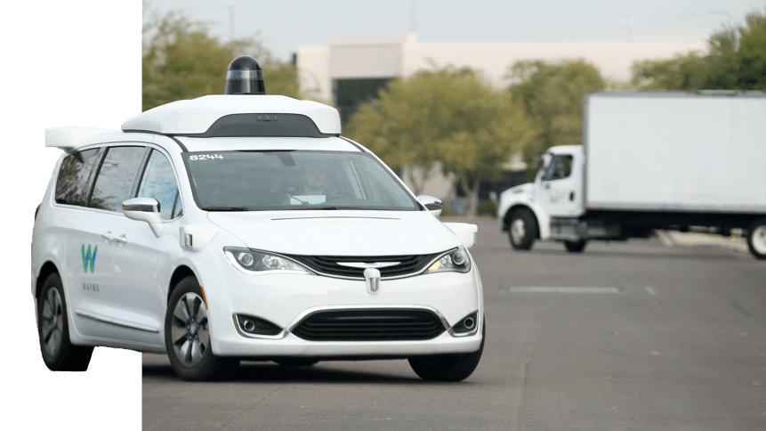 Waymo launches self-driving service (sort of)