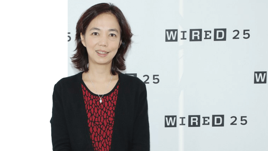 Fei-Fei Li, Professor of Computer Science at Stanford University and Co-Director of Stanford University's Human-Centered AI Institute.