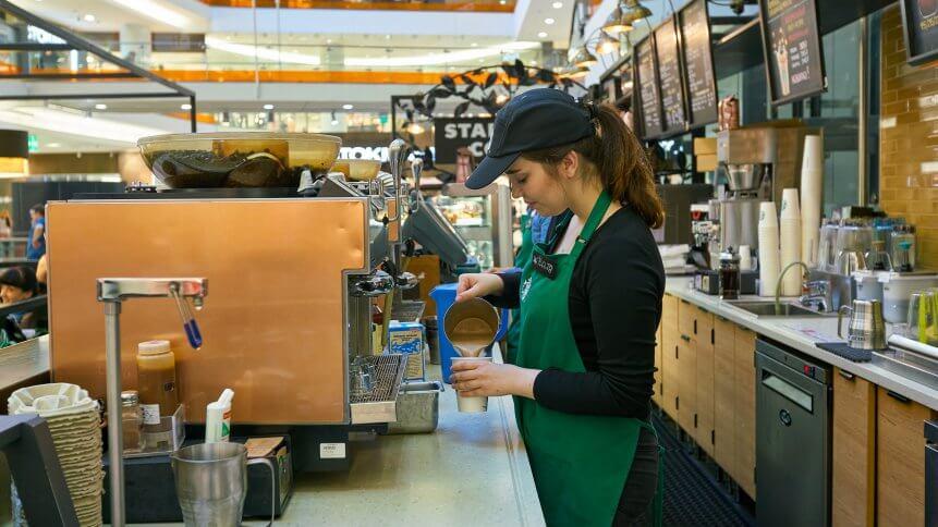 Does Starbucks need proprietary tech?
