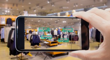 Augmented reality is one trend which could pick up.