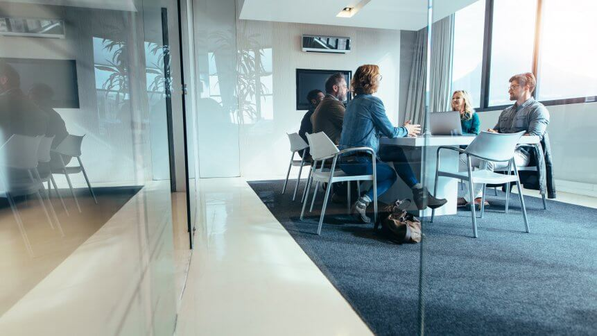 Data-driven decision making should be led from the boardroom