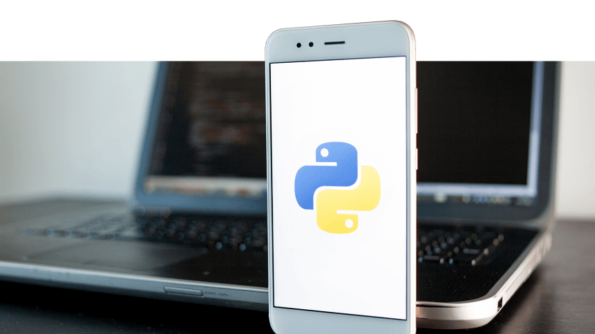 Python is the basis of many machine learning applications.