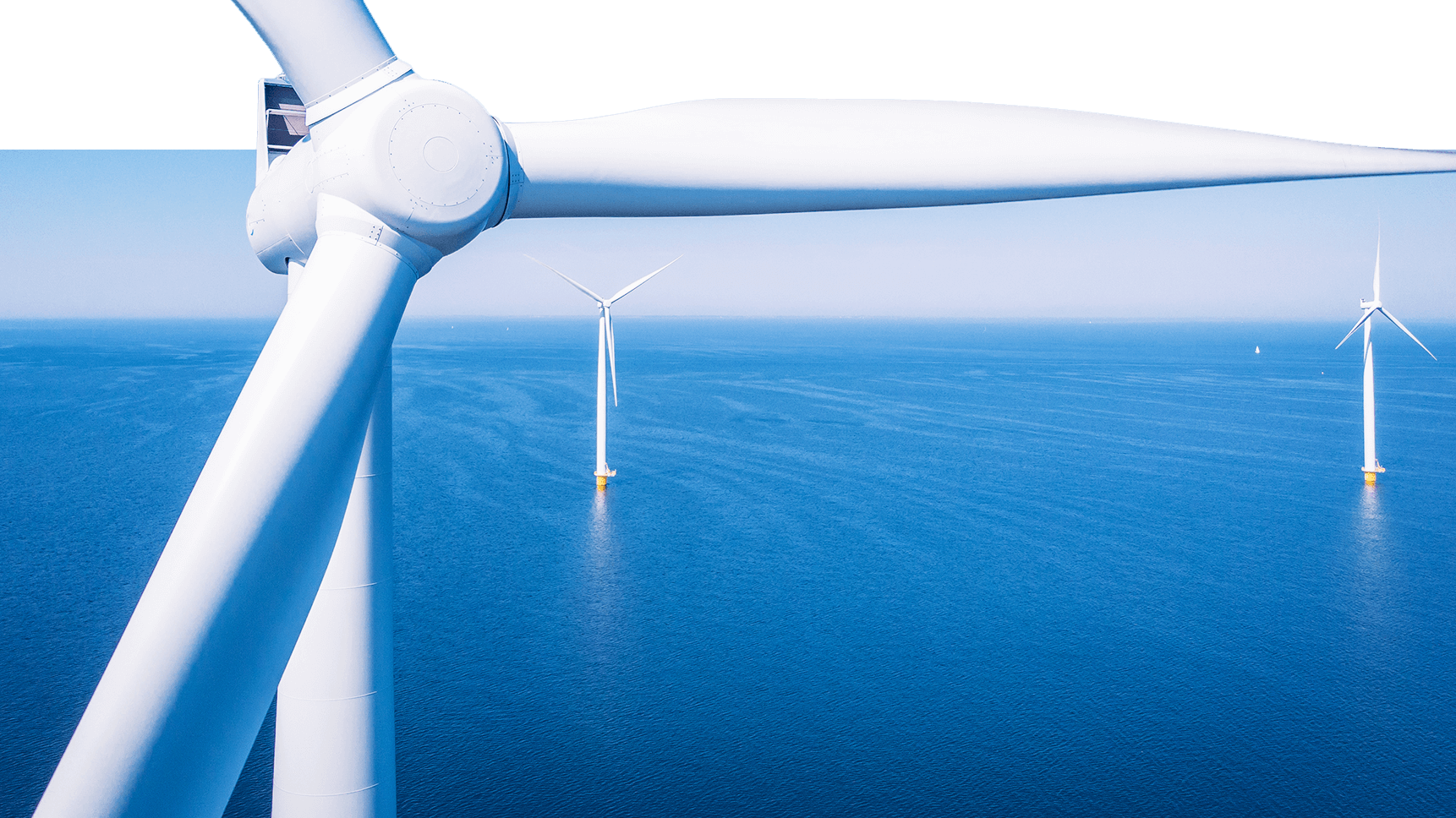 Offshore wind farms present extreme working environments