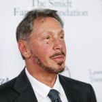 Oracle CEO Larry Ellison attends the Rebels With A Cause Gala 2019 at Lawrence J Ellison Institute