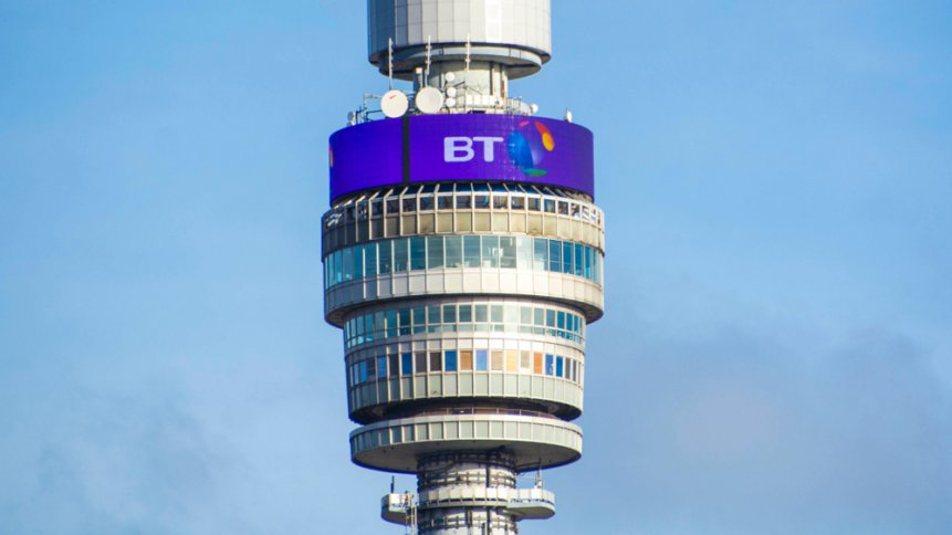 BT kick-started its 5G rollout last year