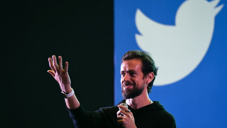 Twitter has made work-from-home a permanent option for employees. Source: AFP