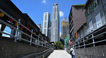 Singapore is often ranked as the most advanced smart city so far