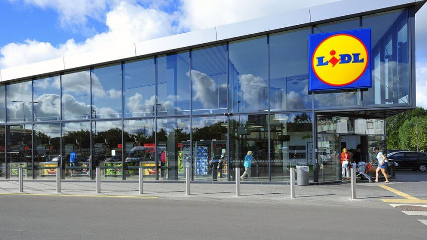 Lidl has reformed grocery shopping. Source: Shutterstock