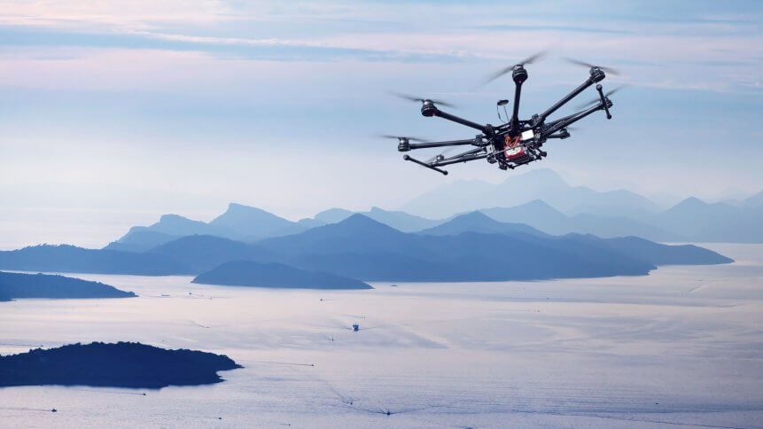 Long distance drone flights could become a reality