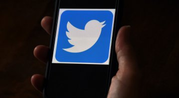 Scammers demanded for BTC donations in Twitter hack. Source: AFP