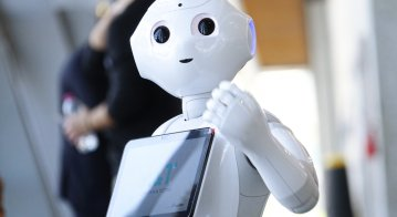 Robots in social care
