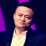 The chinese businessman and CEO of Alibaba group Jack Ma in congress at VIVA Technology (Vivatech) the world's rendezvous for startup and leaders.