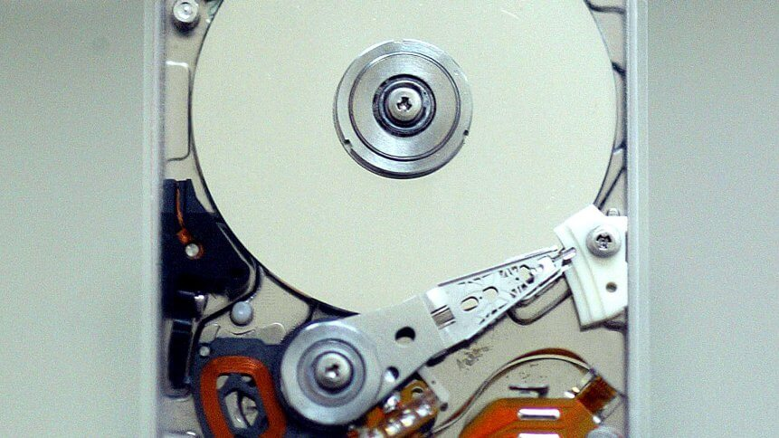 The looming death of hard disk drive