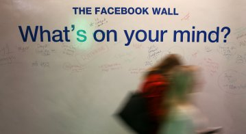 What's on your mind? Facebook would know soon