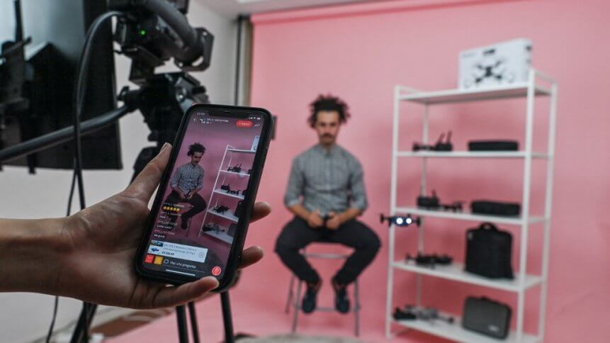 Shoppertainment is attracting more influencers, and more audience, outside of Asia