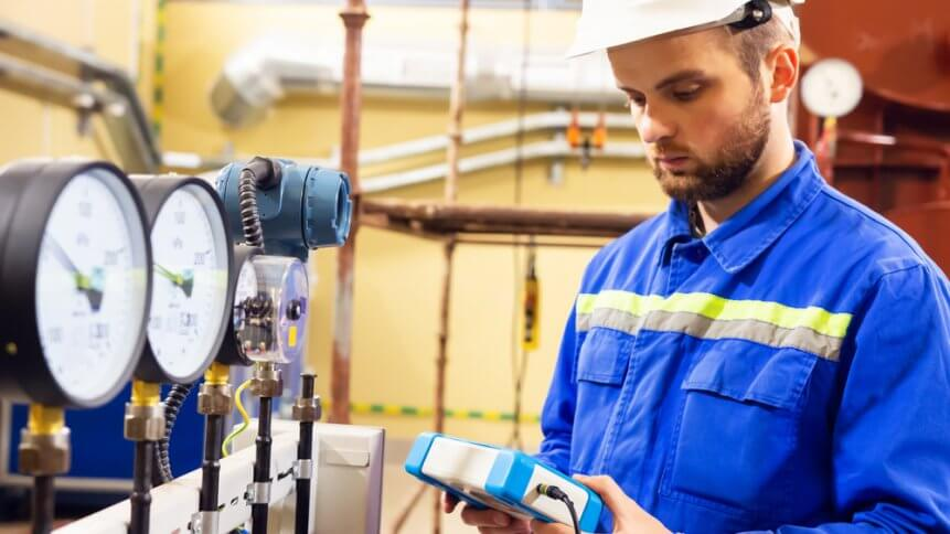 Instead of waiting for the breakdown to occur, cost and effort can be saved on the factory floor with newer tec