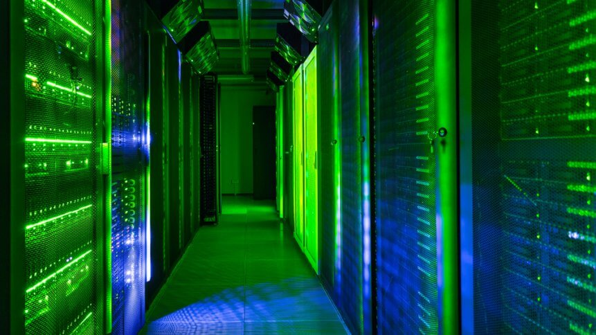 Can more sustainable data centers be designed that employ green energy and circular technology strategies