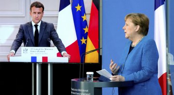 French President Emmanuel Macron believes the time is right for European digital giants to rise, hoping to develop regional technology giants worth at 10 billion euros by 2030
