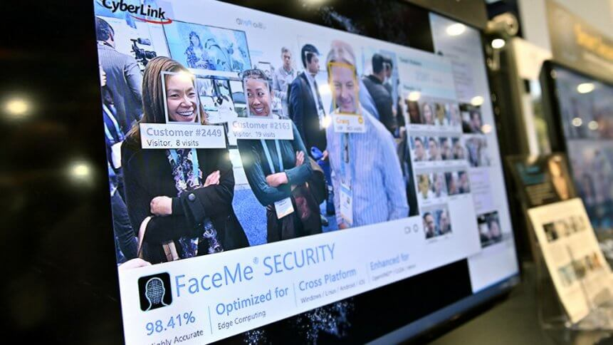 """European regulators are concerned over the practices of Clearview AI, whose facial recognition database uses images """"scraped"""" from the web."""