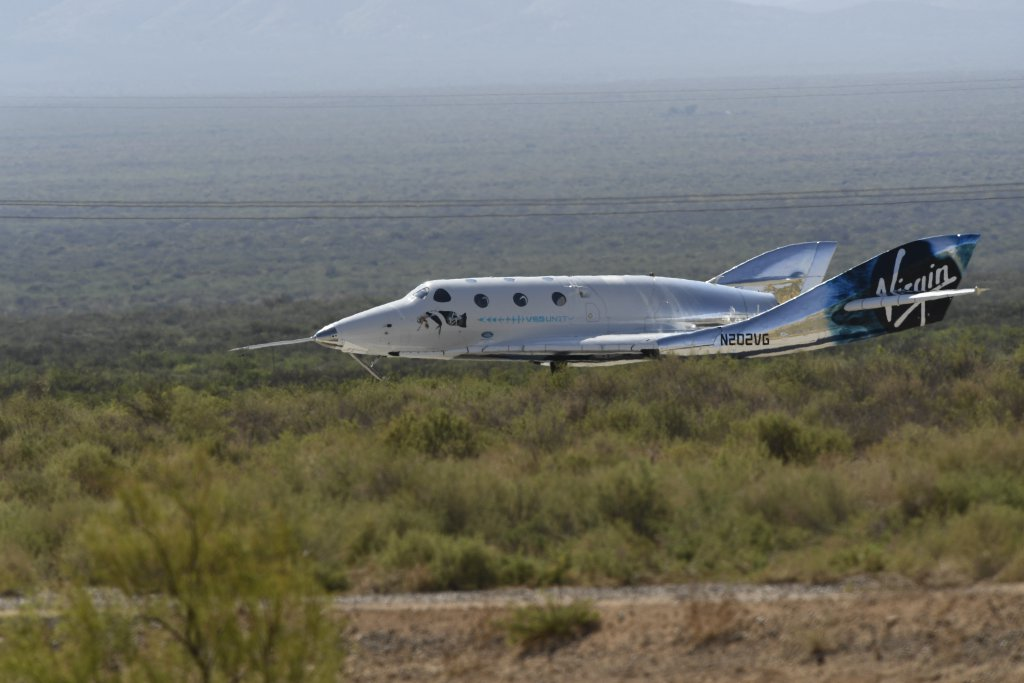 Commercial space tourism is officially jetting off after Richard Branson completed the first space travel trip abroad the Virgin Galactic.
