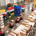 Smaller warehouses can now benefit from cheaper robots that address efficiency, labor shortages and worker safety,