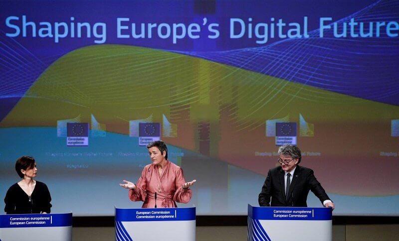 Why does the tech sector spend a hefty amount lobbying the EU?