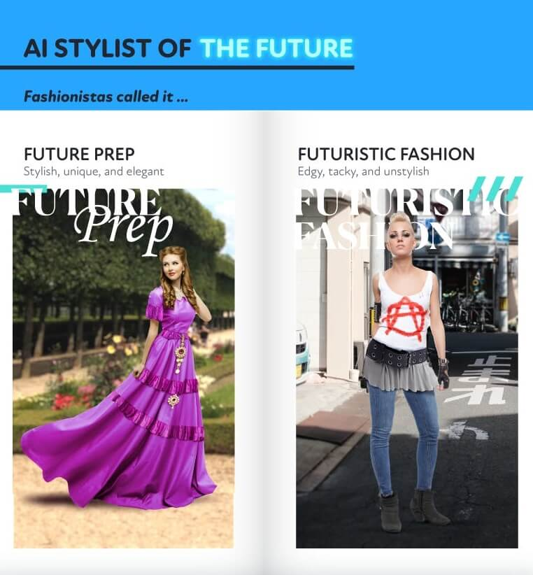 Fashion brands are adopting technology like AI that will predict and design apparel of the future.
