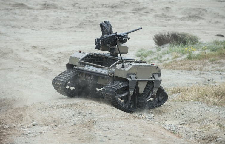 The term 'killer robot' often conjures images of Terminator-like humanoid robots. Militaries around the world are working on autonomous machines that are less scary-looking, but no less lethal.